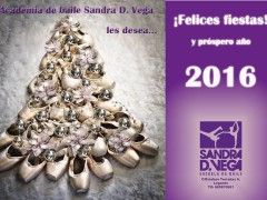 "Vídeo ""Felices Fiestas 2016"""