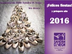 Vídeo «Felices Fiestas 2016»