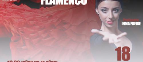 ¡Novedades Febrero! Talleres de flamenco GRATIS