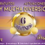 6 Aniversario - Academia Sandra D. Vega
