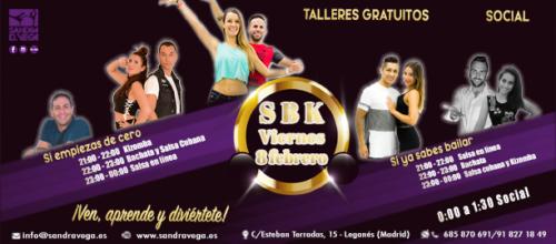 SBK Viernes 8 de febrero – ¡Vente a bailar!