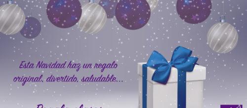 Quieres regalar algo diferente esta Navidad…