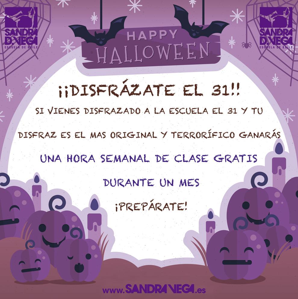 Concurso Halloween