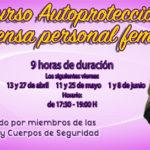 Curso de defensa personal - Academia Sandra D. Vega
