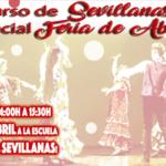 Curso intensivo de sevillanas Especial Feria de Abril - Academia Sandra D. Vega