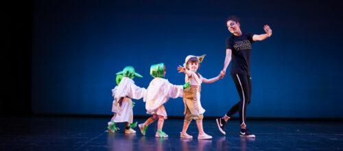 Bailar es beneficioso para los niños