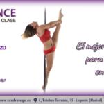 Taller gratuito pole dance - Academia Sandra D. Vega