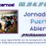 Puertas abiertas 23 AL 27 SEP - Academia Sandra D. Vega