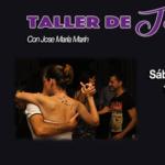 Taller de Tango 27 abril - Academia Sandra D. Vega