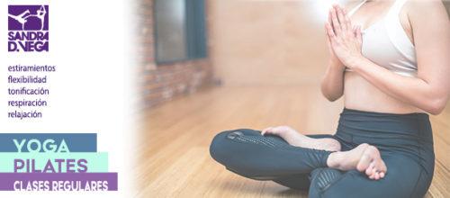 Nuestras clases de yoga, pilates e hipopresivos en Leganés