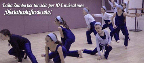 Clase de Funcky para niños y de Dance Fitness para papás y mamás