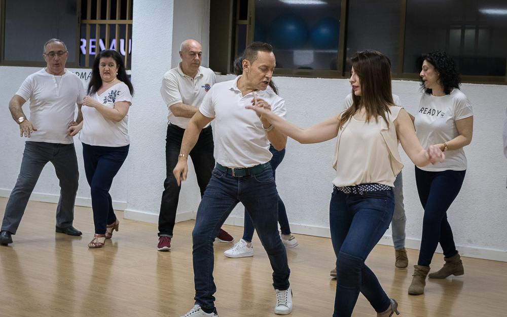 Academia Sandra D. Vega - Bailes de Salón