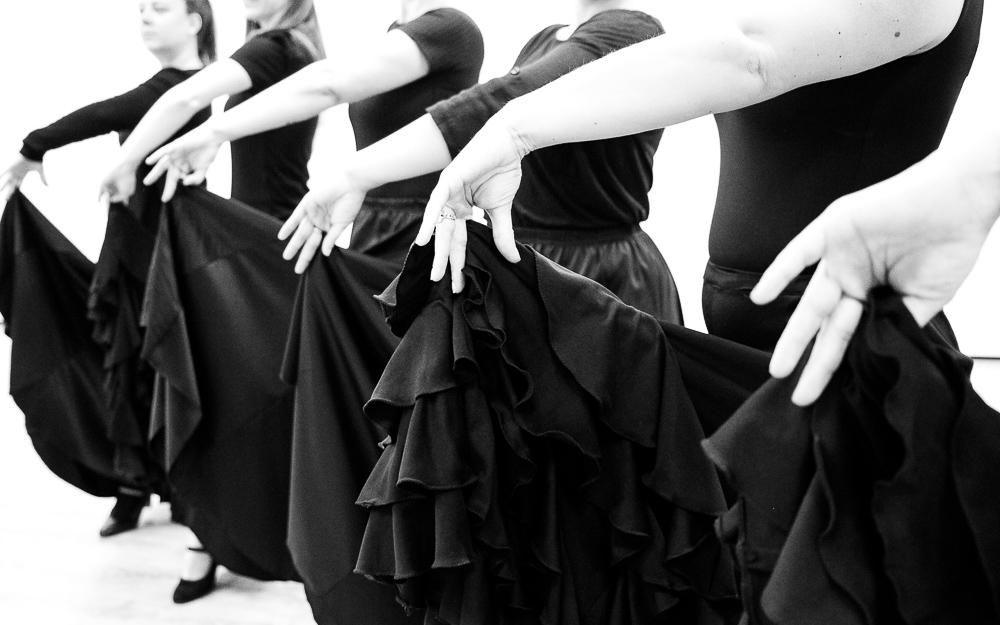 Academia Sandra D. Vega - Flamenco