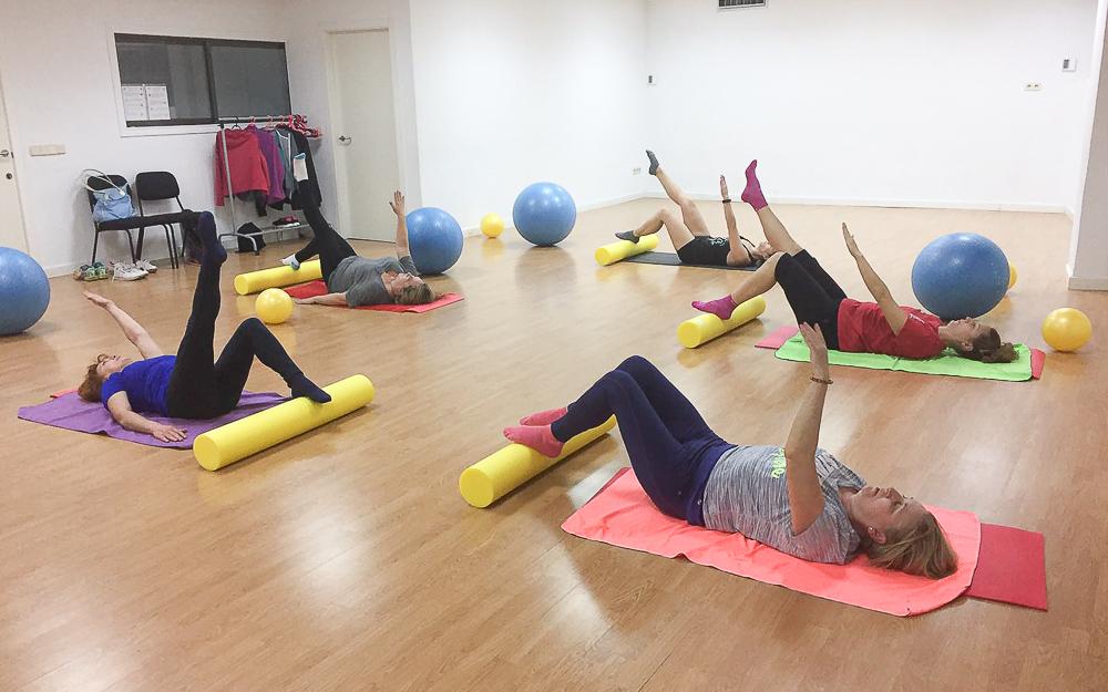 Academia Sandra D. Vega - Pilates