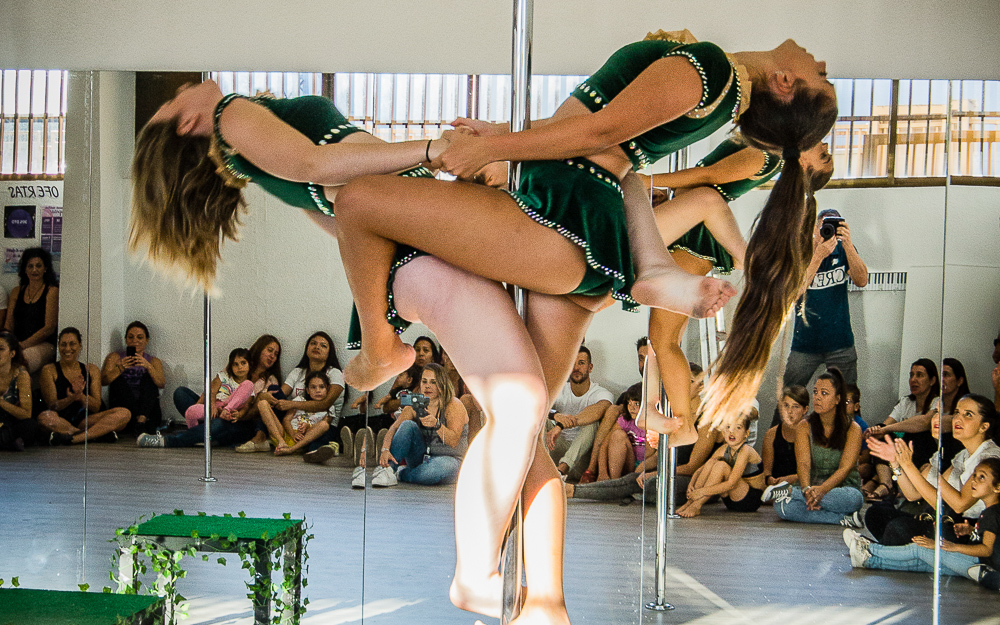 Academia Sandra D. Vega - Pole Dance