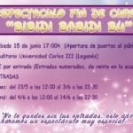 Gala fin curso Bibidi Babidi Bu - Academia Sandra D. Vega