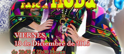 Academia Sandra D. Vega en Pase de Moda de Leganés