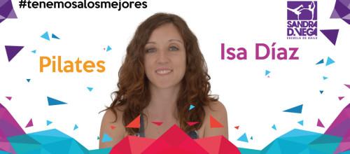 Pilates con Isa Díaz