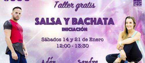 Taller Gratuito Salsa y Bachata